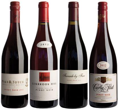 Australian Pinot Noir: panel tasting results